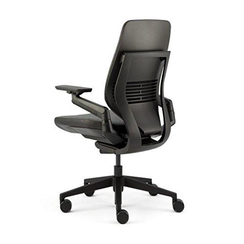 Steelcase  Gesture - Sillón de oficina, color negro