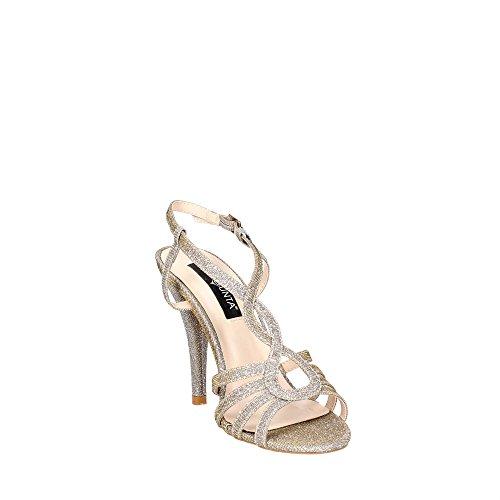 Pregunta IV1102 003 Sandalo Donna Oro