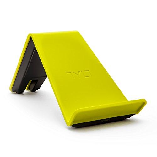 Tylt VUG-UK FE-w Ladegerät mit Großbritannien dreipolige Stecker für Smartphone/Tablet grün