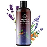 Best Body Wash For Women - O Naturals Soothing Argan & Lavender Natural Body Review