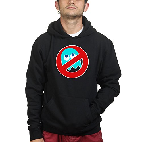 Customised Perfection Pac Busters Ghost Hoodie