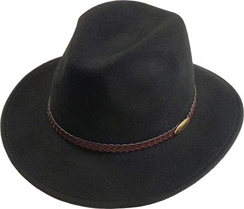 rollbarer Hut in...