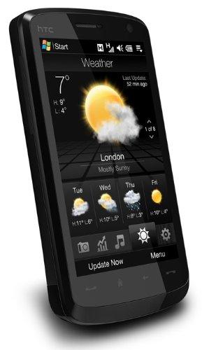 HTC Touch HD (Blackstone) (UMTS, HSDPA, 5MP, Touch Screen, 9,7 cm (3,8 Zoll) Display) Smartphone Cellular Innovationen Bluetooth-headset