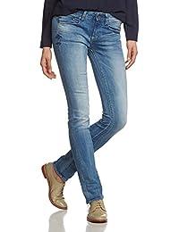 G-STAR RAW Midge Mid Straight Wmn, Jeans Mujer