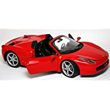 1:24 Race And Play 458 Spider