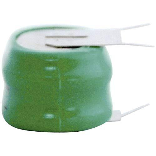 Pile Bouton Rechargeable NiMH 2.4 V Emmerich 120 H, SLF 170 mAh 1 pc(s)