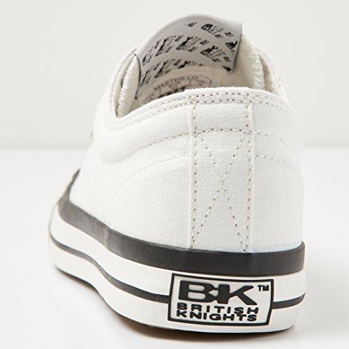 British Knights Damen Master Lo Sneaker CREMEWEISS