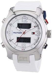 Tommy Hilfiger Herren-Armbanduhr Cool Sport XL Analog - Digital Quarz Silikon 1790946
