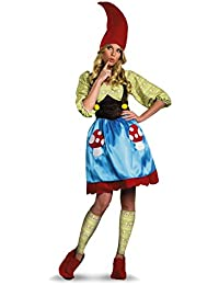 Disguise Adult Ms Gnome Costume -