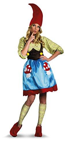 Miss Gnome Fancy dress costume ()