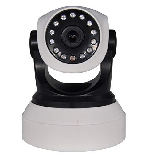 Love Life IP-Kamera, 720P HD WiFi IP-Kamera Zur Überwachung Der Sicherheit, Fernerkundungsalarm, Drahtlose Indoor-Kamera Unterstützt Zwei-Wege-Audio, 64 GB, Micro SD
