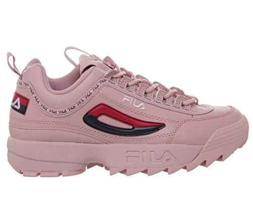Fila Disruptor II Premium Mujer Zapatillas Rosa