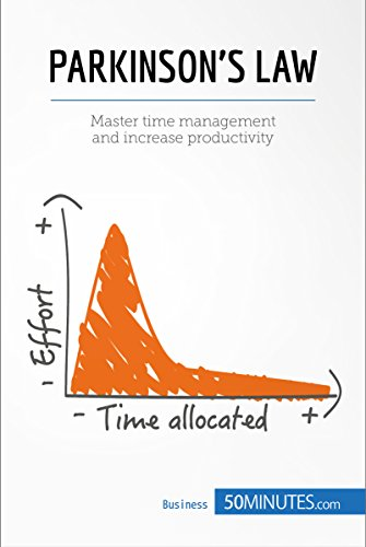 Parkinson's Law: Master time management and increase productivity (Management & Marketing Book 24) Epub Descargar Gratis