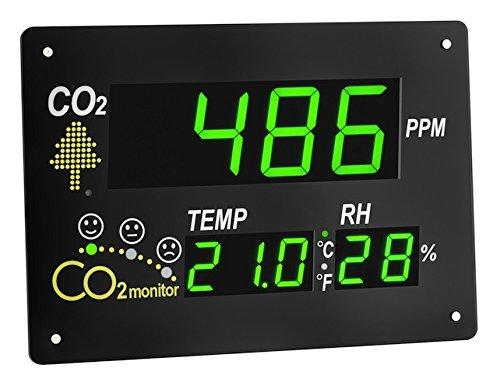 TFA CO2-Monitor AirCo2ntrol Observer -