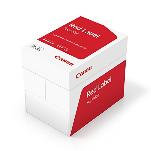 Canon A4 red...