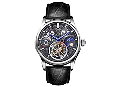 Memorigin Flying Tourbillon Navigator Watch