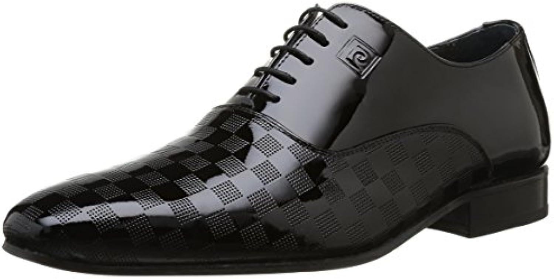 Pierre Cardin Jasper B - Zapatos de Cordones de cuero hombre -
