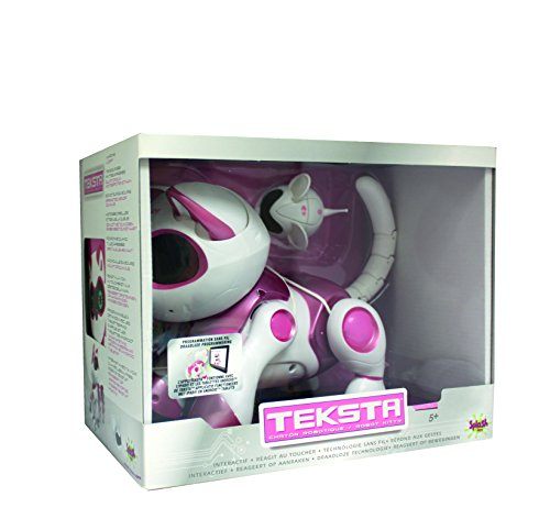 Splash Toys - 30631 - Teksta Kitty 5 g - Roboter Katze Interaktive