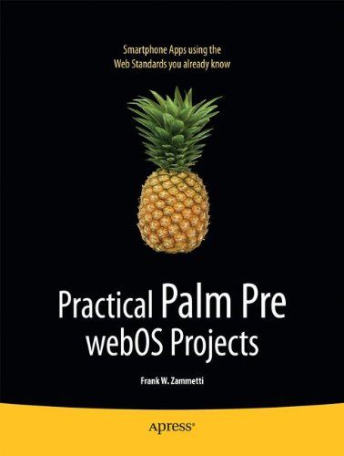 Palm Handheld-geräte (Practical Palm Pre Webos Projects (Beginning))