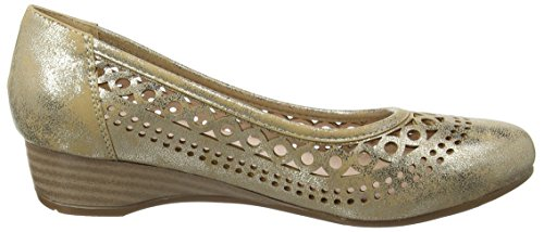 Lotus Damen Toff Schuhe Gold (gold Metallic)