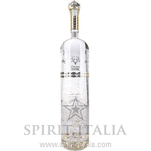Royal Dragon Superior Vodka Imperial - mit 23 Karat Blattgold Jeroboam 40,00 %