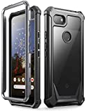 POETIC Google Pixel 3a XL Rugged Clear Case, Full-Body