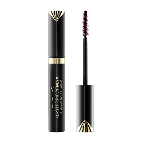 Max Factor Masterpiece Mascara, schwarz, 1er Pack (1 x 7,2 ml)