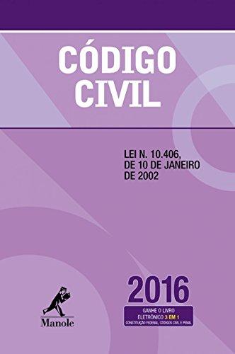 Código Civil (Em Portuguese do Brasil)