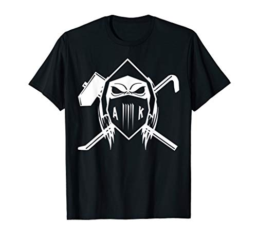 AK-Ausserkontrolle Rapper Deutschland Rap Deutscher Tee T-Shirt (Rap-t-shirts)