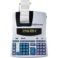 Rexel IB404009 Ibico 1231x Calcolatrice Scrivente Professionale, Bianco/Blu