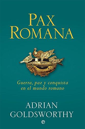 Portada del libro Pax Romana (Historia)