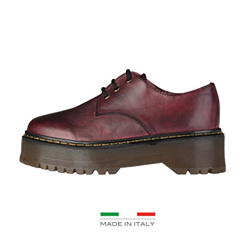 Ana Lublin Lisbet, Chaussures Femme Bordeaux