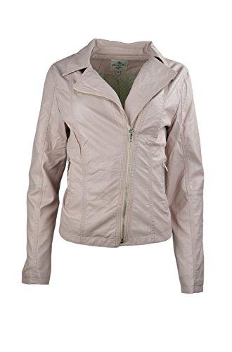 le-donne-costituiscono-faux-leather-jacket-signore-pianura-cuciture