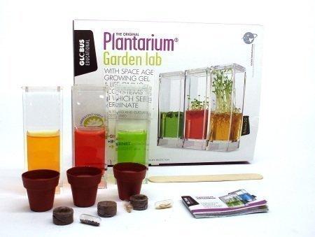 BioGlobe sistema ecologico plantarium giardino lab