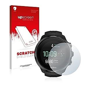 upscreen Scratch Shield Clear Displayschutz Schutzfolie für Suunto Spartan Sport (hochtransparent, hoher Kratzschutz)