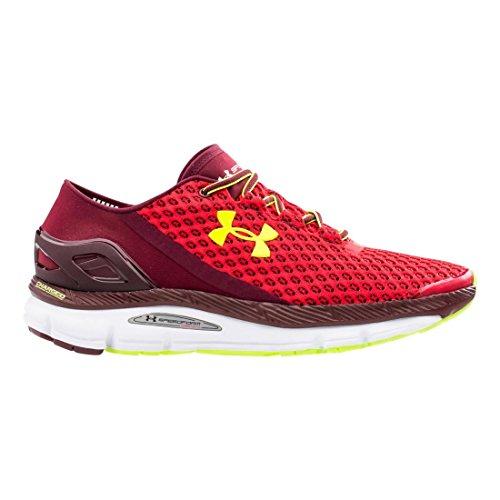 Under Armour Ua Speedform Gemini, Chaussures de Course Homme red