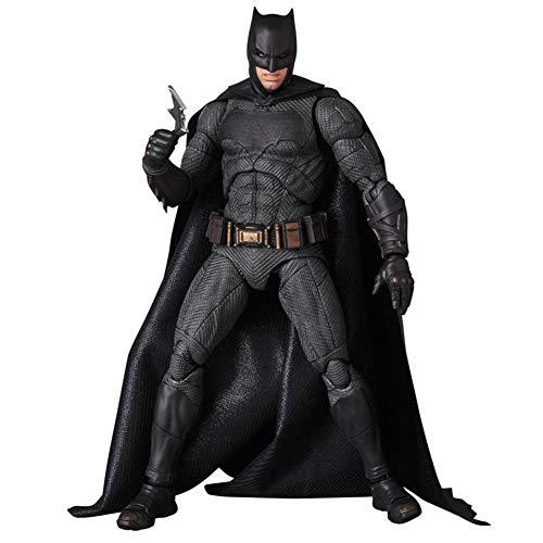 createjia_Decoracion Para la Liga de la Justicia BATMAN Batman Modelo Kits de Garaje Móvil