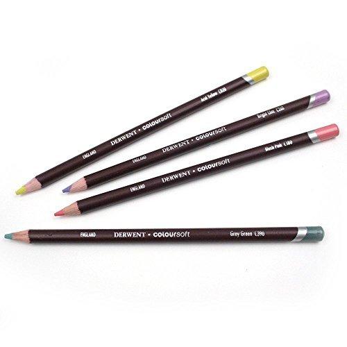 Derwent Coloursoft Künstler-Farbstift (alle Farben erhältlich) Blackberry C280