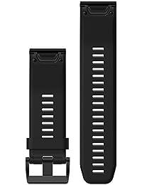 Garmin QuickFit 26 Silicone Band – Black