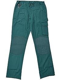 Damen und Herren Garten Arbeitshose Bundhose in verschiedenen Größen in Grün …