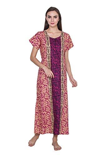 Klamotten Women Long Cotton Nightwear 243J25