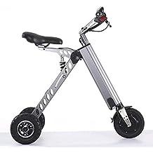 Topmate Eléctrico vehículo Mini Moda de Bicicletas y electrónica Inteligente de Movilidad eléctrica de Triciclo Plegable