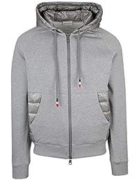 MONCLER Homme 840060080985920 Gris Coton Sweatshirt