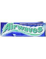 Wrigley's Airwaves Menthol And Eucalyptus Flavour Gum, 14g