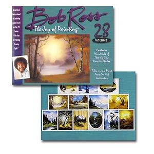 Bob Ross Malanleitung Nr 28
