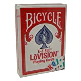 1 Deck E-Z See Special Playing Cards By Bicycle by Poker