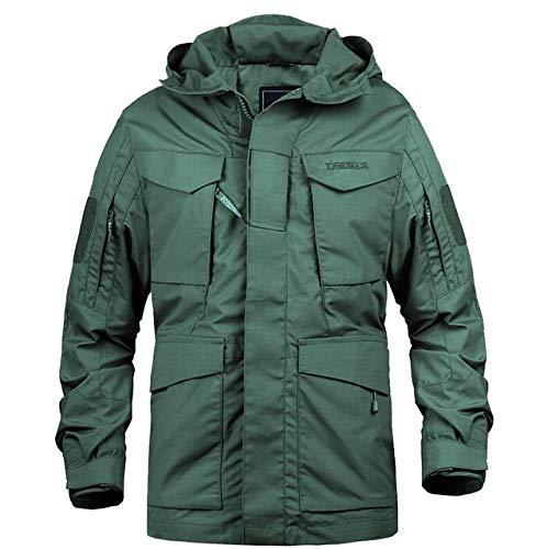 Tarnung Shjzom Military Army Casual Tactical Jacket Herren Winter Herbst wasserdichte Windbreaker Pilot Jacke 4 XXL Active Iv Softshell