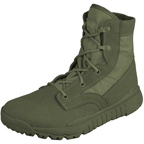 Viper Uomo Tactical Sneaker Verde Taglia 8 - Anelli Aria Sportivo