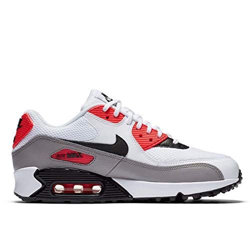 Nike Air Max 90 - White/Black Dust - 36.5