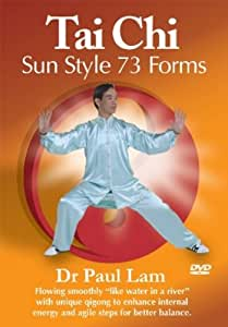 TAI CHI SUN STYLE 73 FORMS With Dr Paul Lam 2011